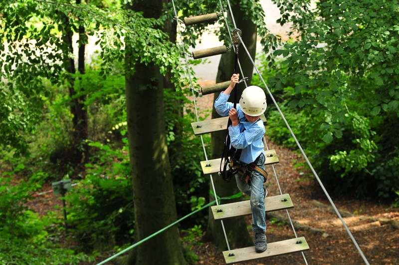 Hochseilgarten Kiel High Spirits Falckenstein5 Hochseilgarten