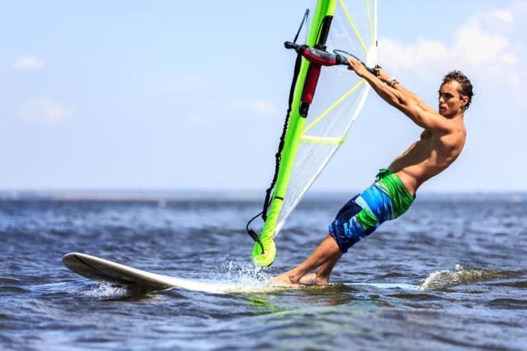 Windsurfen kiel laboe Windsurfen