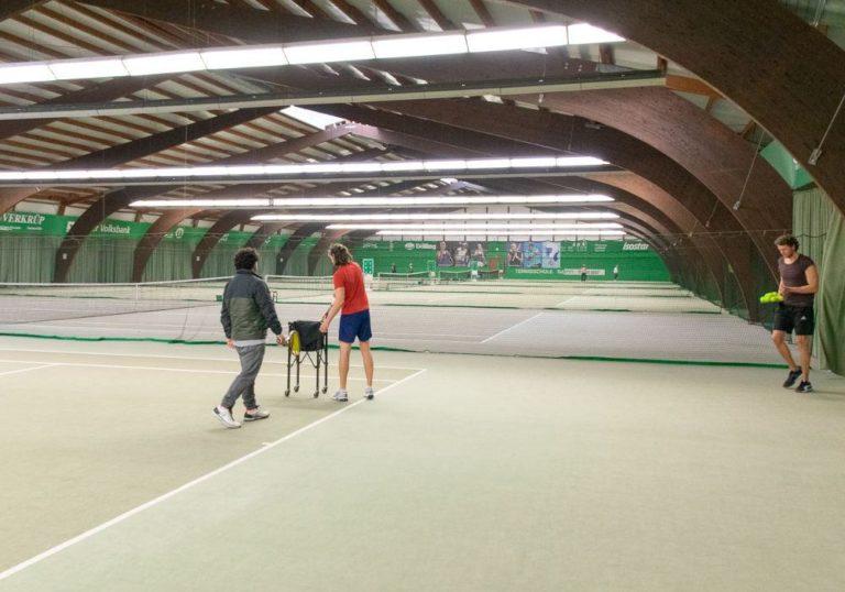 Kiel Tennis Kurs lernen2 Tennis