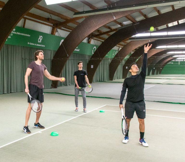 Kiel Tennis Kurs lernen3 Tennis