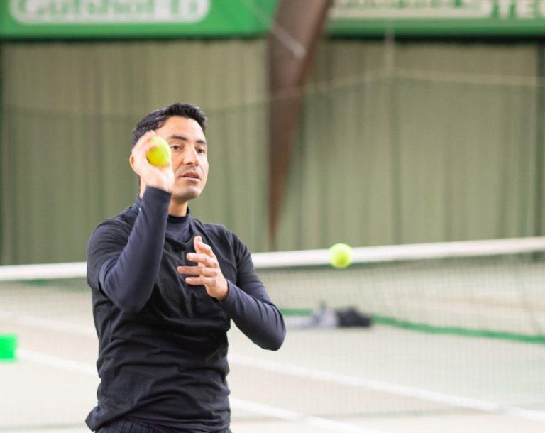 Kiel Tennis Kurs lernen5 Tennis