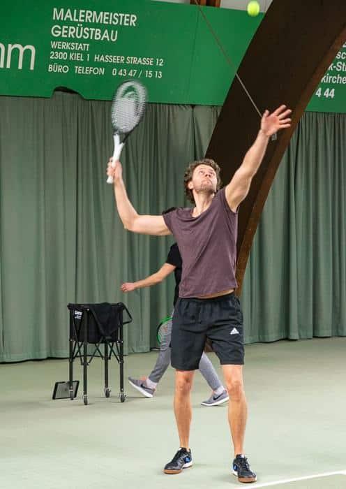 Kiel Tennis Kurs lernen6 Tennis