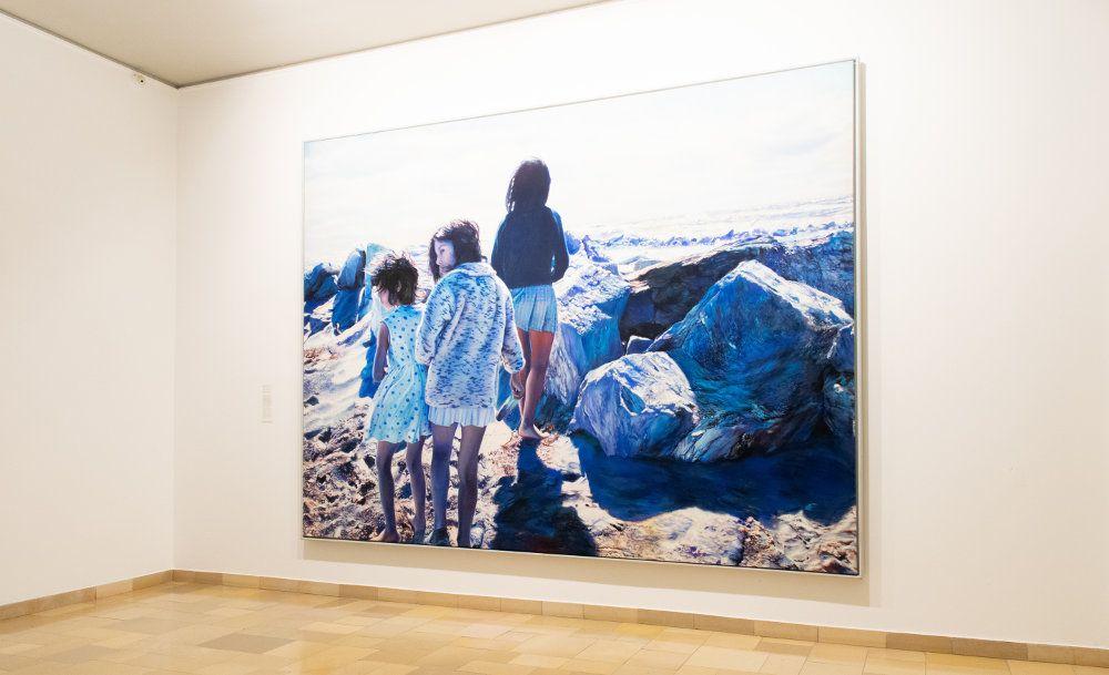 kiel kunsthalle bilder gertsch Museum
