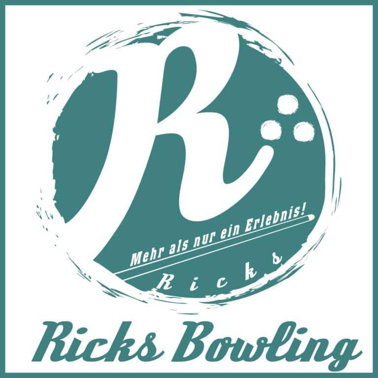 Ricks Bowling Kiel Logo Billard