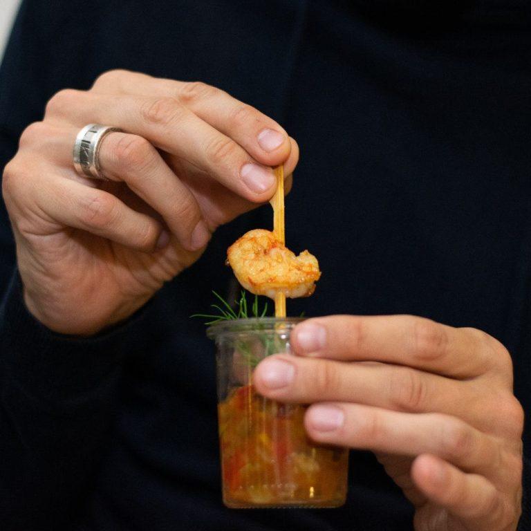 Rum Garnele Kiel Tastings