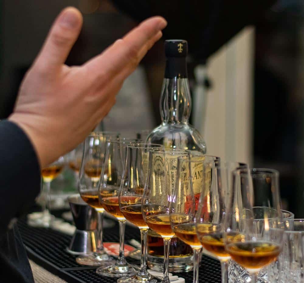 Rum Tasting Foodpairing Kiel3 Tastings