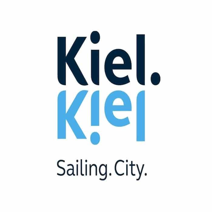 Kiel Sailing City Logo Segeln