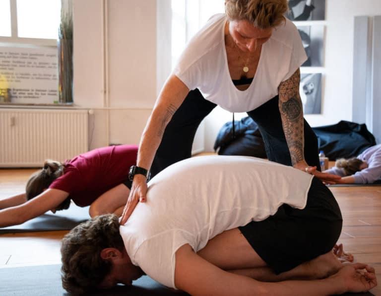 Kiel Yoga Uebungen Yoga