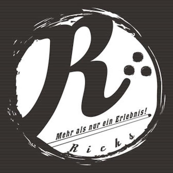 ricks club kiel Logo Billard