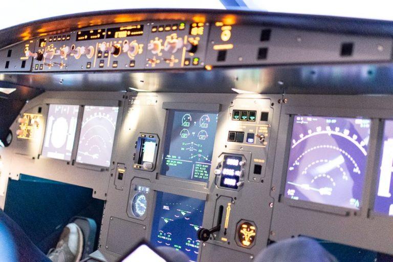 Kiel Flugsimulator a320 northbound2 Flugsimulator