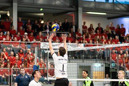 Kiel Volleyball Adler Bundesliga 10 alle-events