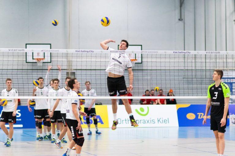 Kiel Volleyball Adler Bundesliga 2 Volleyball