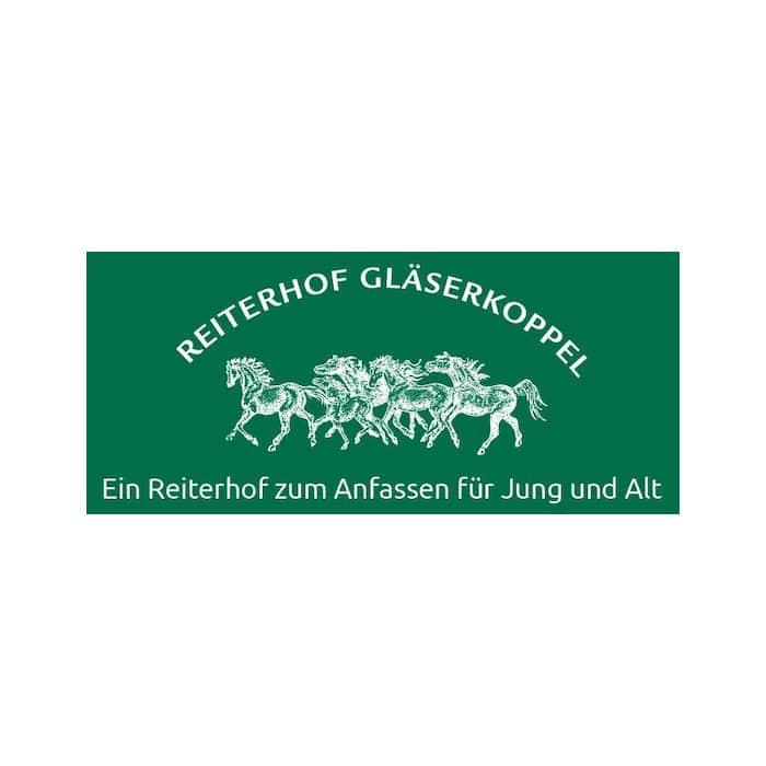 Reiterhof Gläserkoppel Logo Reiten