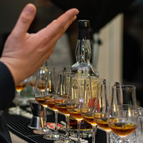 rum tasting weihnachtsfeier betriebsfeier Weihnachtsfeier in Kiel