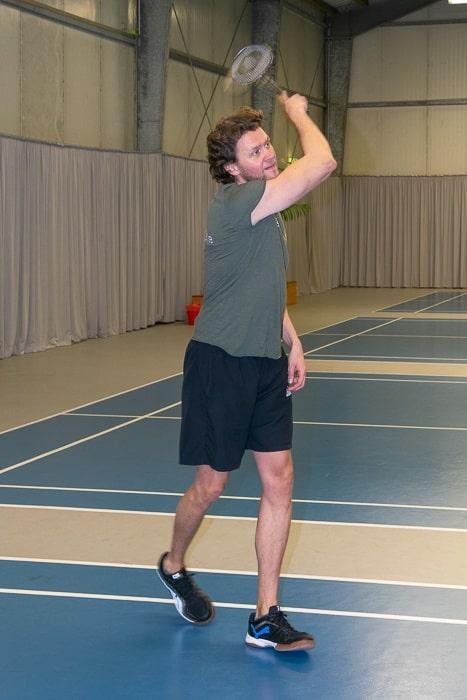 Kiel Badminton Wellsee Federball Badminton