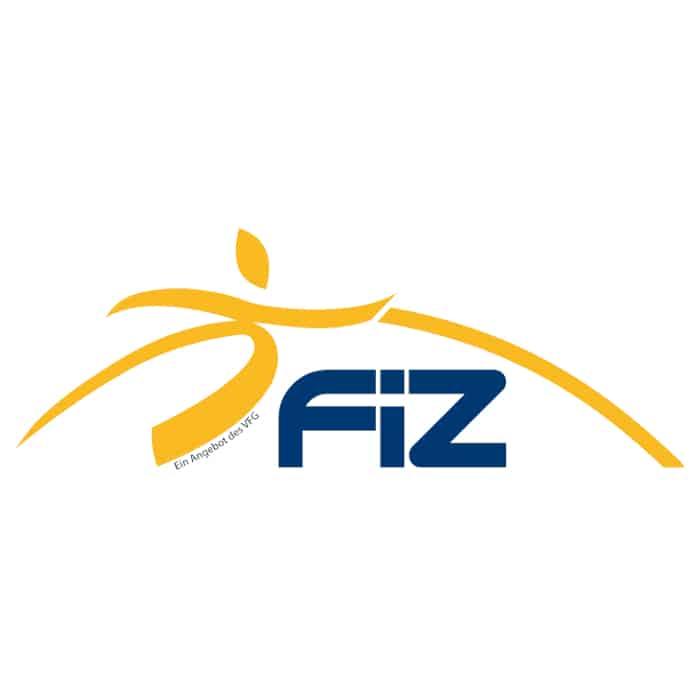 FIZ Kiel Logo Badminton