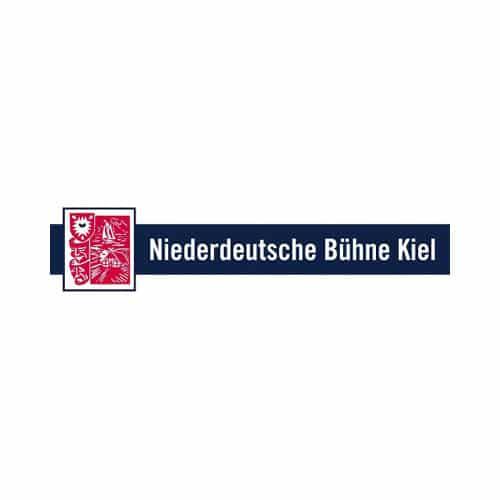 niederdeutsche buehne kiel logo Theater