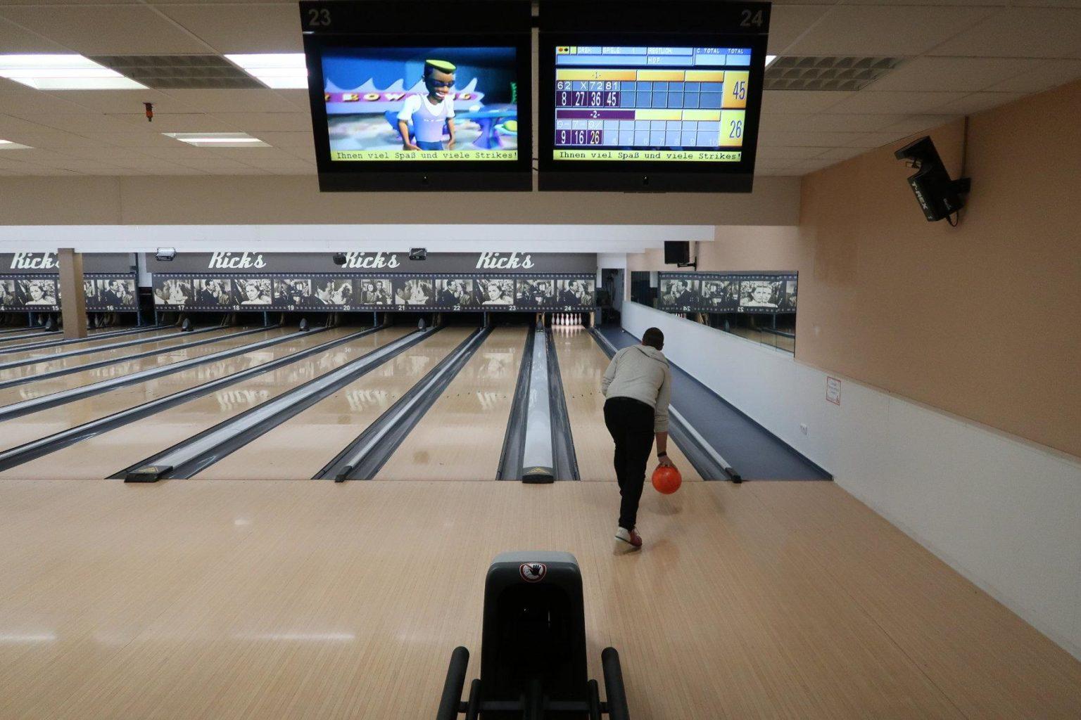bowling kiel start Bowling