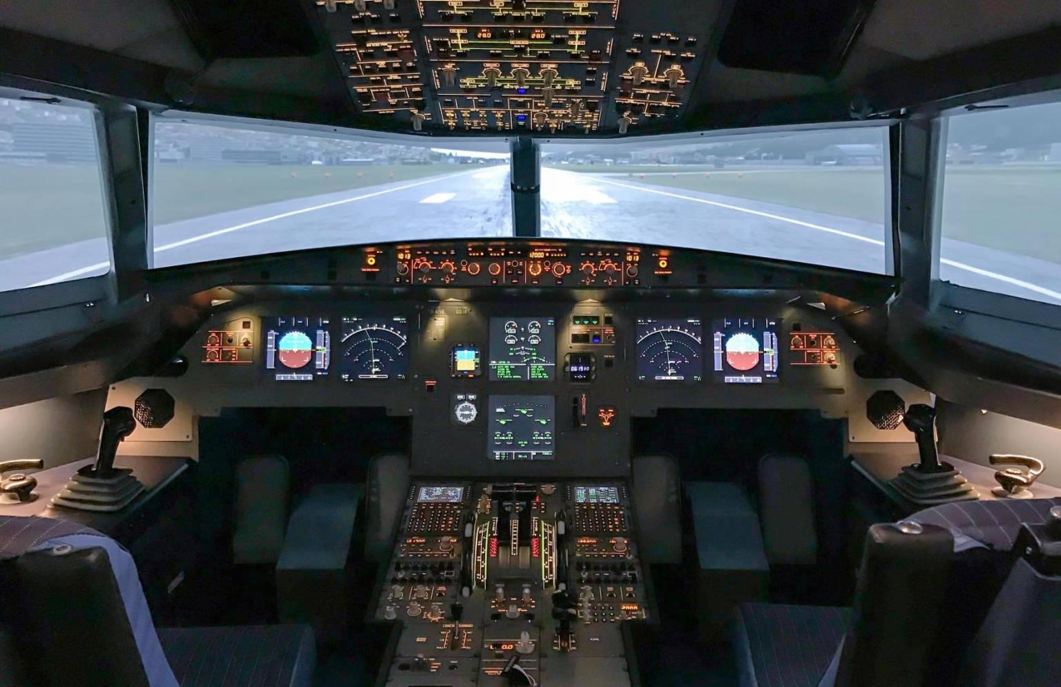 flugsimulator airbus kiel Flugsimulator