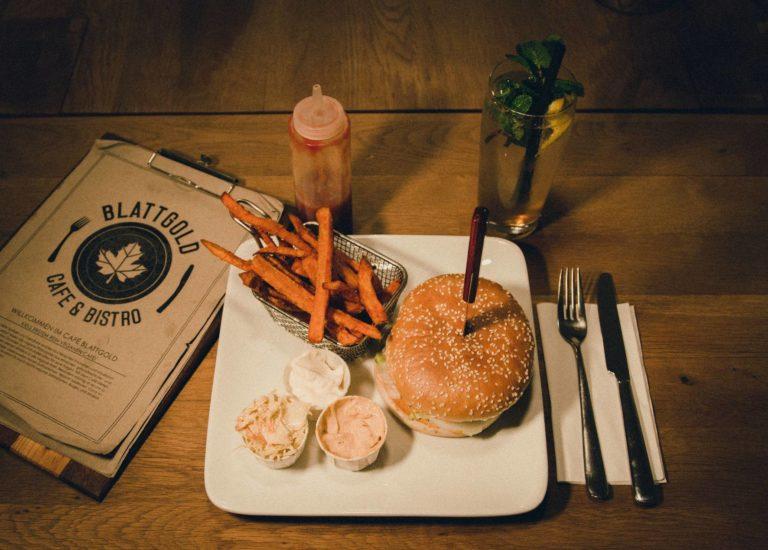 blattgold restaurant kiel Blattgold