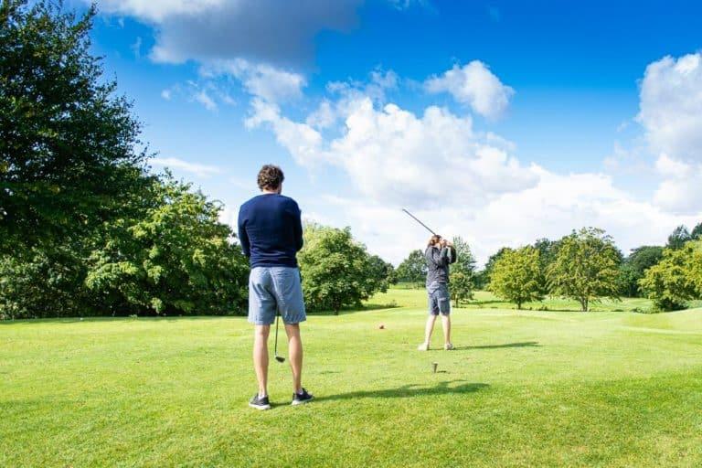 Kiel Golf Beitrag Golfplatz 4 Golf