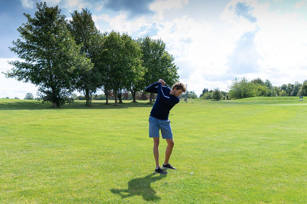 Kiel Golf Beitrag Golfplatz 5 Golf