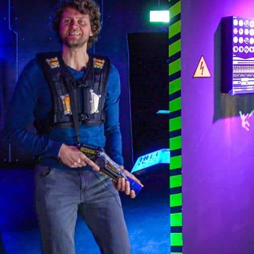 Action Arena Kiel Lasertag Vorschau Werbung Lasertag