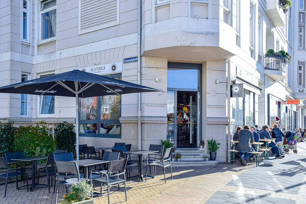 Blattgold Restaurant Blattgold