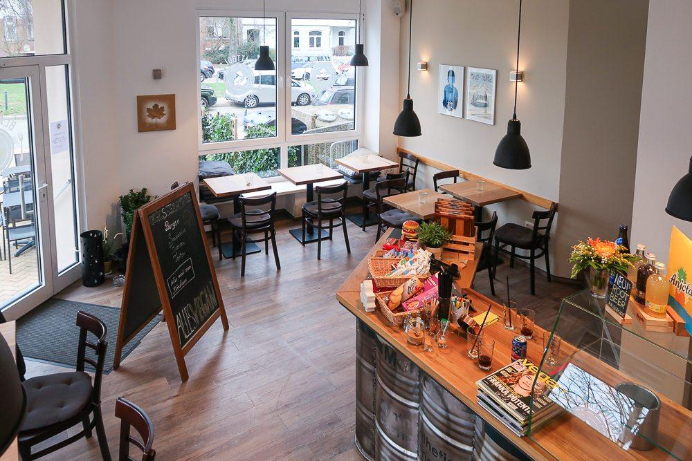 Cafe Blattgold Kiel 3 Klein Blattgold