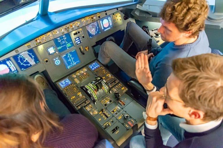 Flugsimulator Kiel 1 Flugsimulator