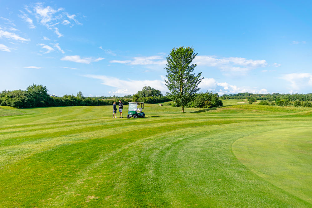 Golf Kiel Natur