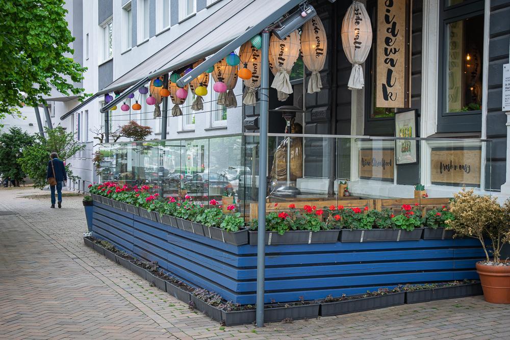 Sidewalk Restaurant Kiel 14 kl Sidewalk