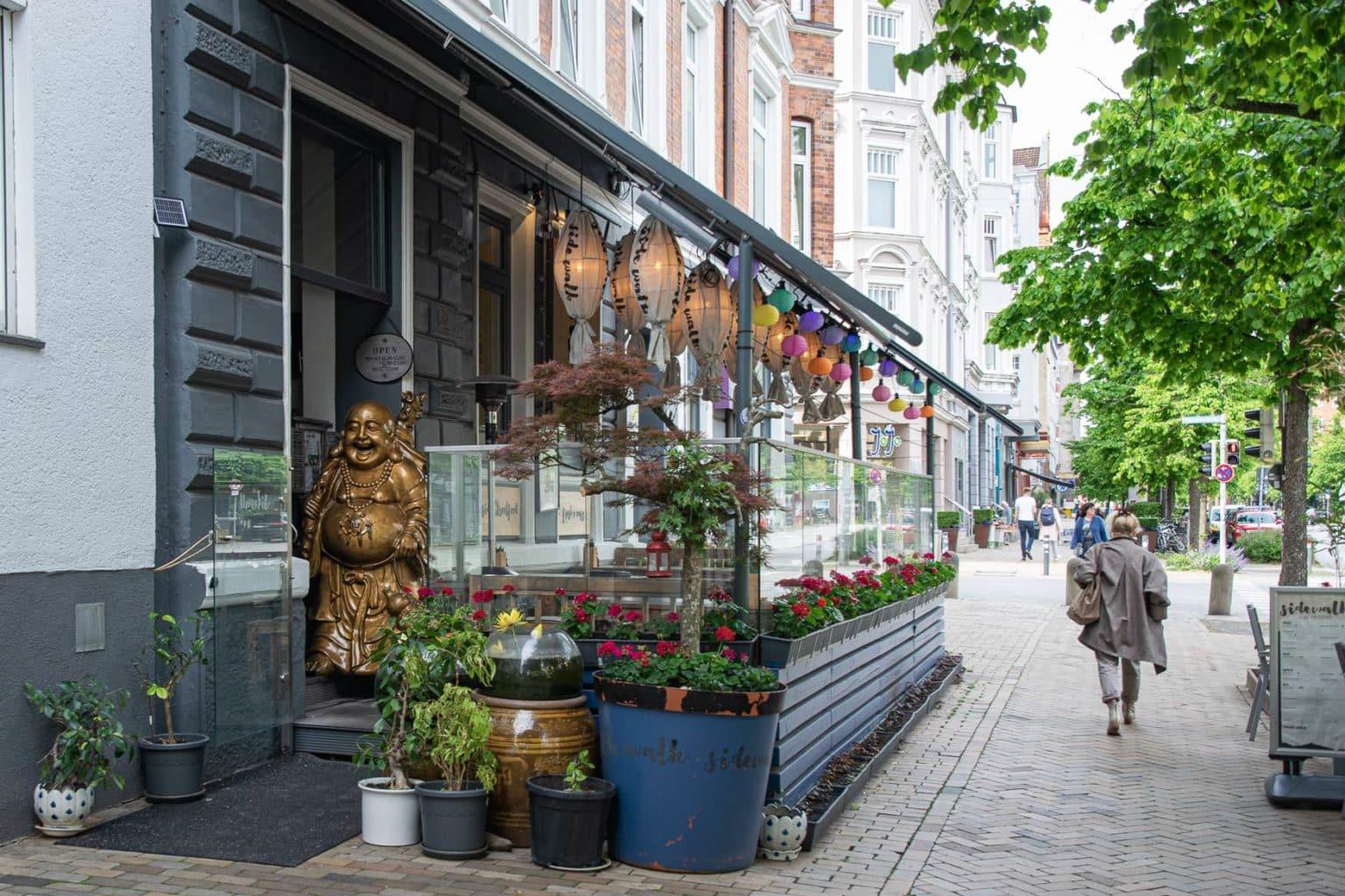 Sidewalk Restaurant Kiel Vorschau groß kl Sidewalk
