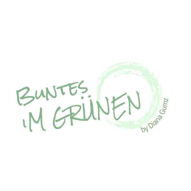 buntes im gruenen logo Malkurse