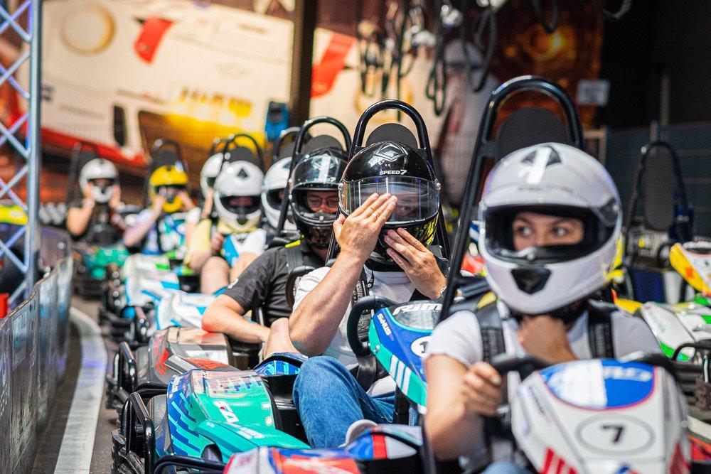 20210706 Eco Kart 107 kl Kart fahren