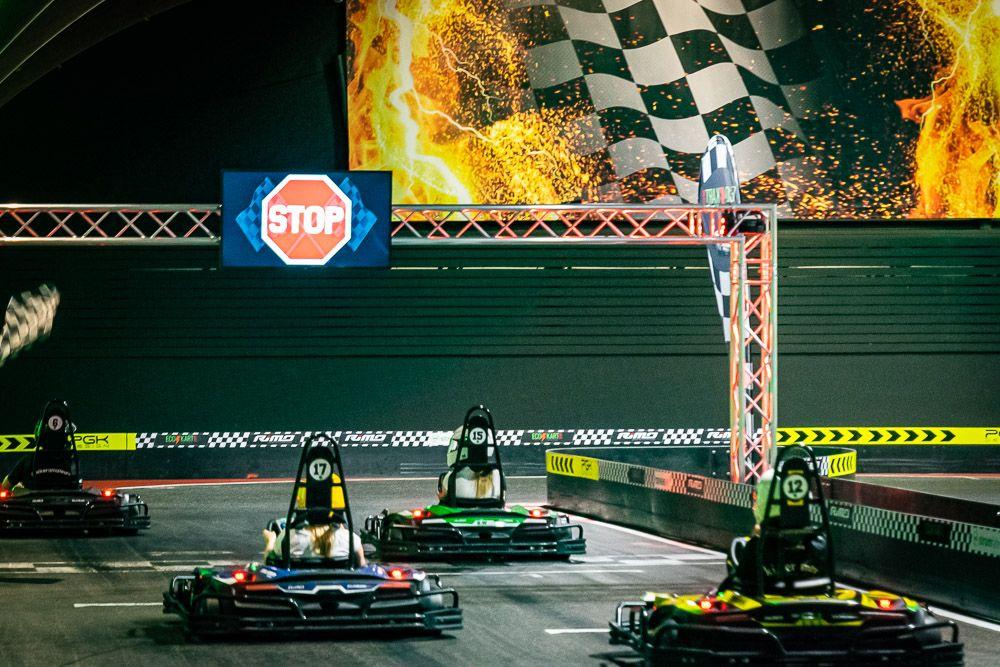 20210706 Eco Kart 166 kl Kart fahren