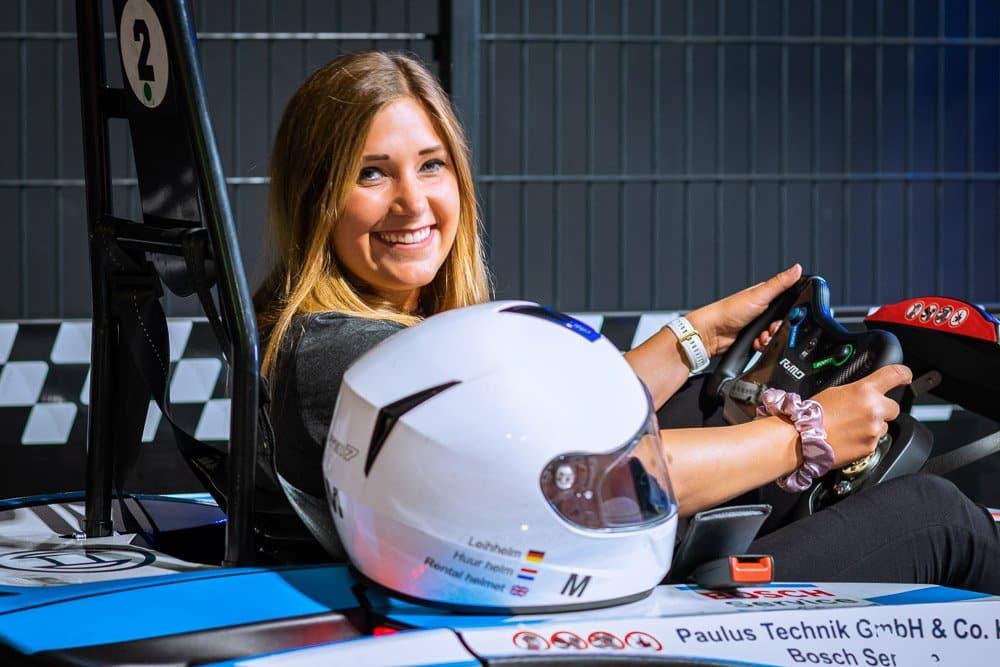 20210706 Eco Kart 63 kl Kart fahren