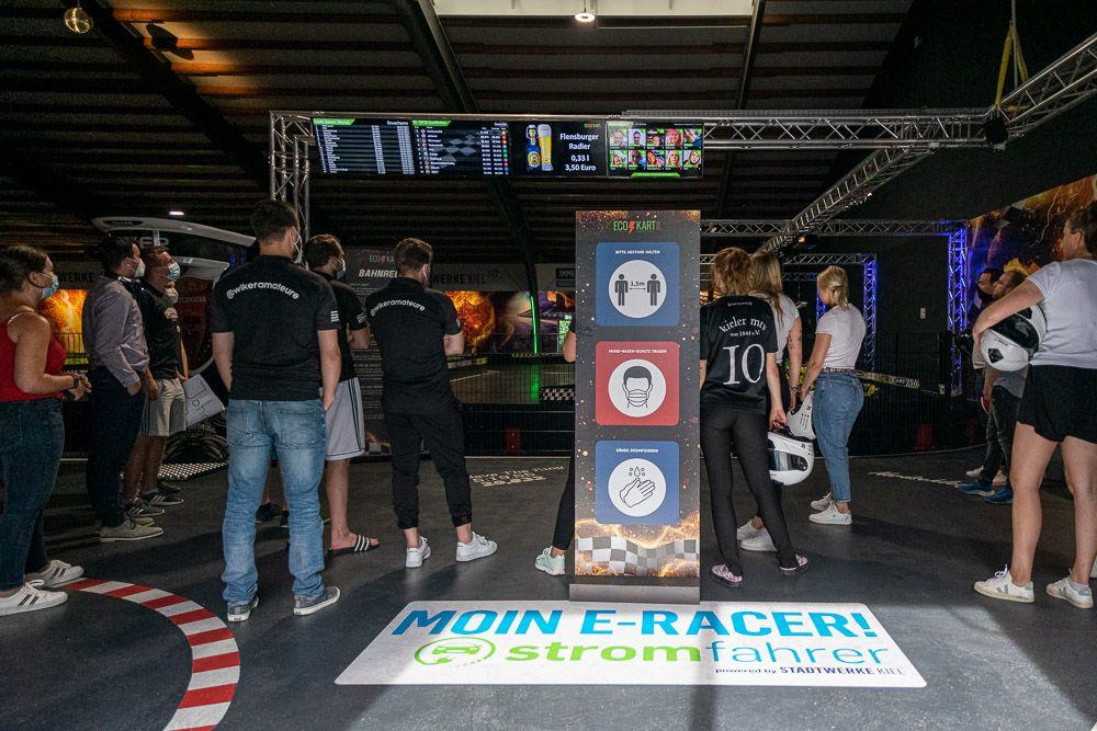 20210706 Eco Kart 92 kl Kart fahren