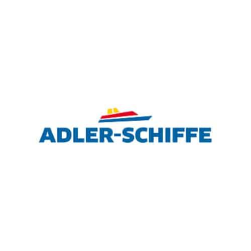 Adler Schiffe logo Schifffahrt