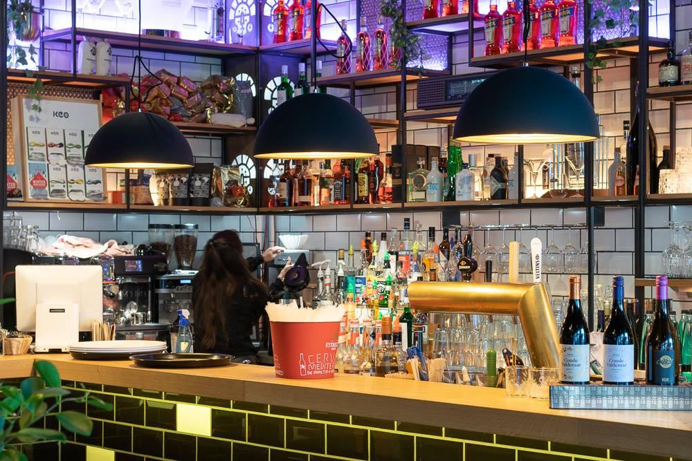 Bar Azul Kiel 0229 kl Azul