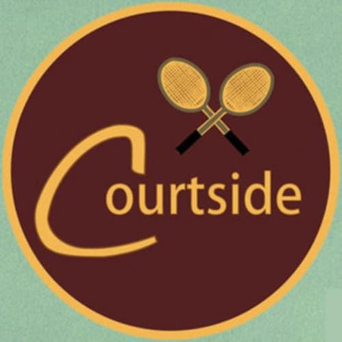 Courtside Logo Kiel Tennis