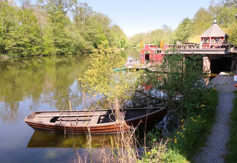 Kanu Verleih Paddeln Kiel12 Kanu fahren