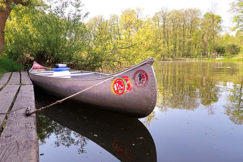 Kanu Verleih Paddeln Kiel8 Kanu fahren