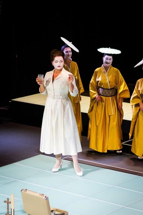 Kiel Oper Mdme Butterfly kl 10 Oper