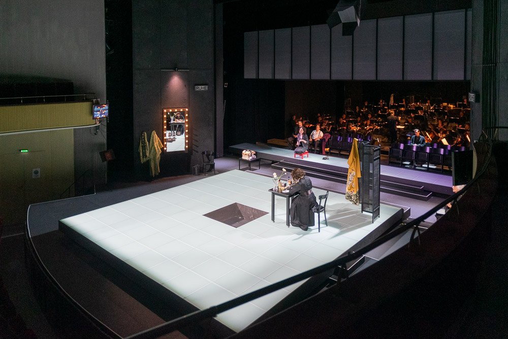 Kiel Oper Mdme Butterfly kl 17 Oper