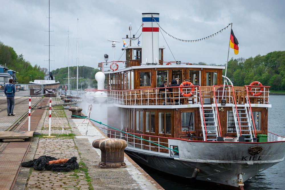Kiel Schiffahrt Brunch 2 klein Schifffahrt