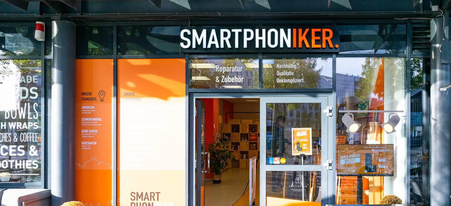 Kiel Smartphoniker Reparatur 6 Smartphoniker