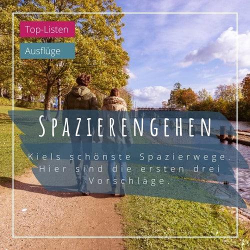 Kiel Spazierengehen Tipps vorschau Magazin