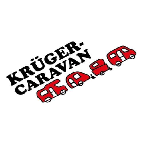 Krueger Caravan Kiel Logo Wohnmobil mieten