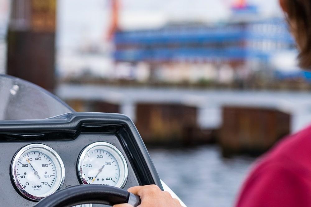 Motorboot Fahren Kiel 2 Motorboot fahren